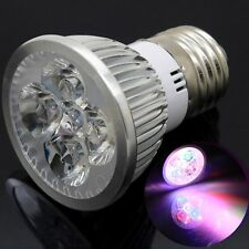 New Full LED Plant Grow Light Bulb Flower Lamp E27 10W for Hydroponic Greenhouse