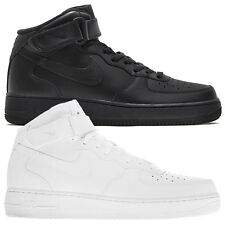 NIKE AIR FORCE 1 MID 07 Men's Shoes High Sneaker leather new one dunk