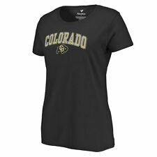 Colorado Buffaloes Women's Black Campus T-Shirt