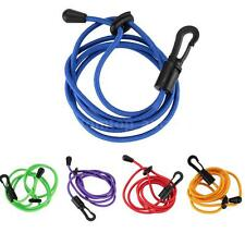 4mm Elastic Kayak Canoe Safety Rod Leash Fishing Rod Lanyard Paddle Leash M0J0