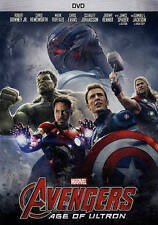 Avengers: Age of Ultron (DVD, 2015) Band New!