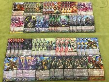 CARDFIGHT VANGUARD - Megacolony Stride Deck - Machining Warsickle, Waspy Tail -