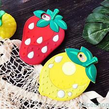 Cute Fruit Strawberry Lemon Soft Silicone Case Cover for iPhone 7 Plus 6 6S Plus