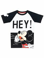 Disney Mickey Mouse T-Shirt   Boys Mickey Mouse Tee   Mickey Mouse Top   NEW