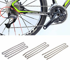 Cycling Bicycle Mountain Chain 6/7/8 Speed 116 Links MTB Road Bike Parts Steel