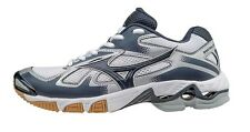 Mizuno Wave Bolt 5 Women's Volleyball Shoes NIB White/Navy Various Sizes