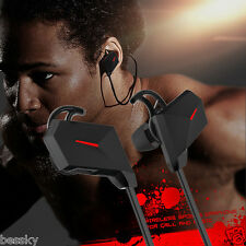 Universal Wireless Bluetooth 4.1 Handfree Headset Stereo Headphone Earphone NEW
