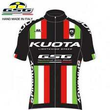 "GSG   ""KUOTA ""   Short Sleeve Cycling Jersey. Save 45% on RRP"
