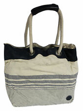 Timberland Womens Canvas Leather Shopping Bag Hand Shoulder M2302 410 UW