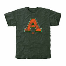 Colorado State Rams Old Main Collection Green 1948 Tri-Blend T-Shirt