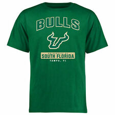 South Florida Bulls Green Campus Icon T-Shirt