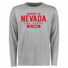 UNLV Rebels Ash Basic Alumni Long Sleeve T-Shirt