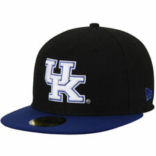 New Era Kentucky Wildcats Black/Royal Basic 59FIFTY Fitted Hat
