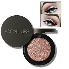 Multi-Color Glitter Metallic Eyeshadow Powder Long Lasting Shimmer Eyeshadow