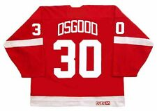 CHRIS OSGOOD Detroit Red Wings 1995 CCM Vintage NHL Hockey Jersey