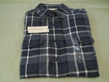 SONOMA FLANNEL SHIRTS LONG SLEEVE SIZE SMALL MSRP $40 - NEW WITH TAGS