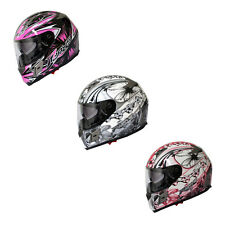 RJays Ladies Dominator+ Road Bike Motorcycle Helmet Ass. Adult Sizes and Colours