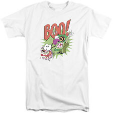 Courage The Cowardly Dog Stupid Dog Mens Big and Tall Shirt