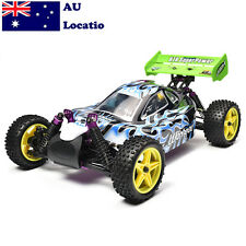 HSP 94106RTR Off Road RC Car 1:10 Scale Nitro Power Buggy 4WD System 2.4G Remote