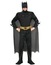 Deluxe Batman The Dark Knight Rises Adult's Muscle Chest Costume