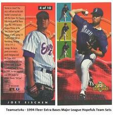 1994 Fleer Extra Bases Major League Hopefuls Baseball Set ** Pick Your Team **