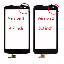 Display Touch Screen Digitizer Glass Lens Assembly Repair Replacement For LG K4