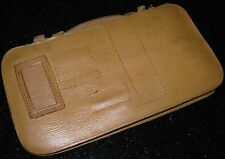POST OFFICE TELECOMS - G.P.O - BT ORIGINAL1981 LEATHER TOOL WALLET / CASE No. 3