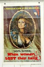 WHEN WOMEN LOST THEIR TAILS-1970-ONE SHEET FN