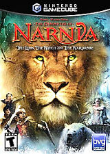 Chronicles of Narnia: Lion, Witch & Wardrobe (Nintendo GameCube, 2005) COMPLETE