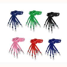 10x Colors NEW ID NECK LANYARD Camera Neck Strap FOR iPhone KeyChain Badge Keys