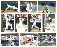 1997 Pacific Baseball Team Sets ** Pick Your Team Set **