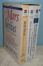 Mars and Venus Audio Collection, John Gray, Ph.D. (3): title, bedroom, what coul