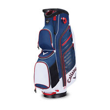NEW Callaway Golf 2017 Chev ORG Cart / Carry Bag 14-way Top-You Choose the Color