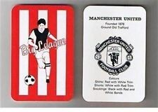 BERTCORD Big League Single Football Card Manchester United - VARIOUS