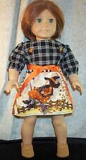 """Doll Clothes fits American Girl 18"""" inch Halloween Dress Witches New"""