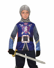 Child's Medieval Armored Knight Printed Costume Sublimation Shirt