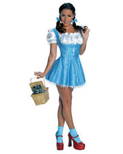Adult's Sexy Wizard of Oz Sequin Dorothy Adult Costume