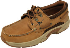 ATLANTIC COPPER, Boat, Work, Casual, Dress Leather Shoes by Rugged Shark