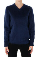 JIL SANDER New Woman Wool and Mohair Blend Sweater Original Made in Italy