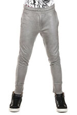 DIESEL BLACK GOLD Man Coated Jogging Trousers New with tags and original