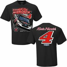 Kevin Harvick 2017 Checkered Flag #4 Jimmy Johns Spoiler Tee FREE SHIP!