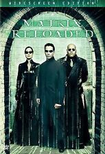 The Matrix Reloaded (DVD, 2003, 2-Disc Set, Widescreen) Brand New Free Shipping