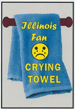 Funny Refrigerator Magnet - Crying Towel - Different States - Free Shipping