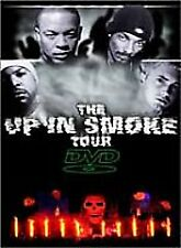 The UP IN SMOKE TOUR DVD DR. DRE Snoop Dogg EMINEM Ice Cube Hip Hop Concert