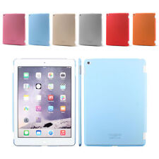 Plastic Back Protector Frosted Shell Case Sleeve Cover for iPad Air 2