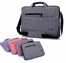 "14.6""~17.3"" Oxford Laptop Messenger Pouch Notebook Shoulder Carrying Case Bag"