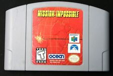Mission: Impossible - Nintendo 64 Game Cartridge Only