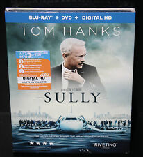 Sully Blu-ray, DVD +Combo  Free Shipping