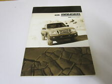 2007 FORD RANGER OWNERS OWNER'S MANUAL BOOK FRENCH FRANCAIS MR REMOTES INC