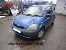 TOYOTA YARIS  SPARES...PARTS .....
